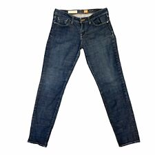 Pilco And The Letterpress Fit Stet Skinny Jeans Women's Size 28 Mid Rise Denim