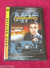 DVD JAMES BOND 007 / Goldfinger / Sean Connery / NEUF SOUS BLISTER