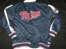 Stitches Men's Minnesota Twins Jacket Large