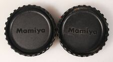 MAMIYA BODY CAPS, SET OF 2