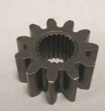 [Mtd] [717-1554] Mtd White Steering Shaft Pinion Gear 11 Teeth