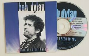 BOB DYLAN 1992 - NEWLY REMASTERED - GOOD AS I BEEN TO YOU ♦ CD Limited Edition ♦