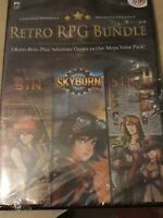 Retro RPG Bundle - 3 Games in One Deadly Sin 1 & 2,SKYBORN NEW
