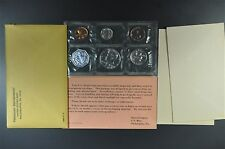 1964 Silver Proof Set 5 Coin in Original mint envelope