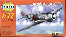 SMER 0898 Lavockin,Lawotchkin, LA-5FN, Kampfflugzeug, UDSSR, Bausatz, 1:72