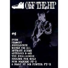 OFF THE HIP #4 Fanzine +CD