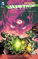 Justice League Vol. 4: The Grid [The New 52]