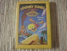 DVD LOONEY TUNES LAS AVENTURAS DE SILVESTRE Y PIOLIN HAWAI 33 - 1/3 NUEVO