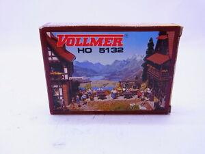 81837 Vollmer H0 5132 Gazebo Garden Furnitures Kit Boxed