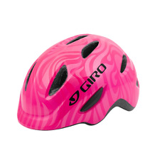 GIRO Scamp Youth/ Junior Helmet Pink XS 45-49CM