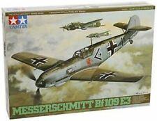 Messerschmitt Bf 109E-3    TAMIYA  61050   1/48th