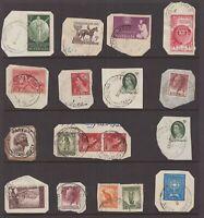 "Tasmania pre-decimal postmark selection on piece all start with ""S"""