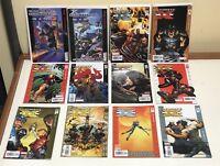 Lot x 21 Ultimate X-Men Marvel 2001 w/ Zombie Variants 1-87 High Grade UNREAD