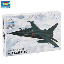 Trumpeter 80409 1/144 Echelle France Mirage F-1c Modèle D'avion
