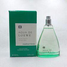 AGUA DE LOEWE MEDITERRANEO BY LOEWE EAU DE TOILETTE SPRAY 100 ML/3.4 FL.OZ. (T)