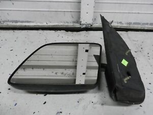 Ford E150 —E250 Drivers Door Manual Mirror Left  Side 1992 ——-2002