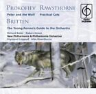 Richard Baker - Prokofiev: Peter And The Wolf (NEW CD)