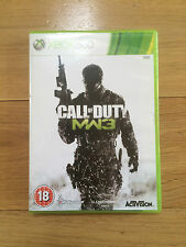 Call of Duty: Modern Warfare 3 (MW3) para Xbox 360 * * SIN MANUAL