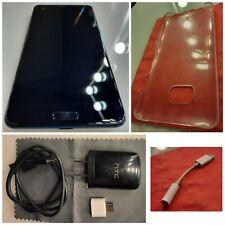 Used HTC U Ultra 64GB - 4GB RAM - Blue / Pink (Unlocked) + Accessories