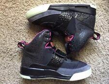 Nike Black Athletic Shoes Nike Air Yeezy for Men  368cdb10c