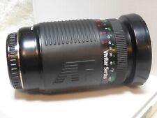 EXC++ VIVITAR SERIES 1 AF 28-300mm f4-6.3 TELE ZOOM LENS CANON EF MOUNT, CAPS