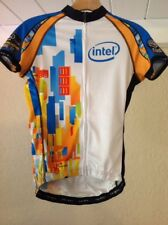 RARE Primal Wear Intel Sponsors of Tomorrow Core i7 Bike/Cycling Jersey S Small