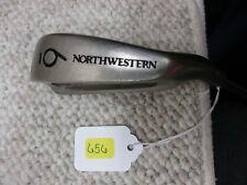 //Northwestern By Tom Weiskopf Omni #6 Iron - RH - Men's - Steel Shaft - #656
