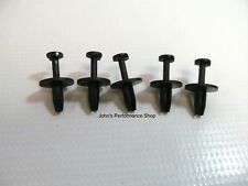 OEM Arctic Cat ATV & Snowmobile Set of 5 Plastic Re-installable Rivets 0623-362