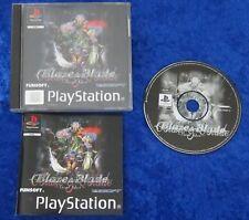 Blaze & Blade, PS1, PlayStation 1 Spiel, OVP und Anleitung