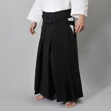 NEW TOZANDO Tailor-Made Aikido Hakama Black Large