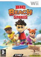 Wii & Wii U - Big Beach Sports **New & Sealed** Official UK Stock