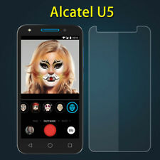 Genuine Tempered Glass Screen Protector Film Guard Protection for Alcatel U5