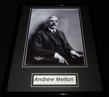 Andrew Mellon Framed 11x14 Photo Display