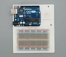 Acrylic prototyping platform base, holder plate for Arduino UNO R3 Arduino Mega