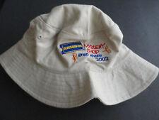BLOCKBUSTER VIDEO BEACH HAT - RARE EMPLOYEE REWARD 2002 MYSTERY SHOP WINNER