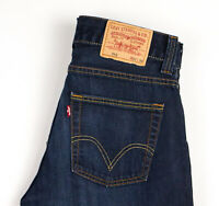 Levi's Strauss & Co Hommes 512 Bootcut Jeans Jambe Droite Taille W32 L30 AVZ1233