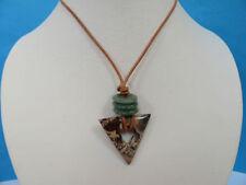 Natürliche Modeschmuck-Halsketten aus Edelstein