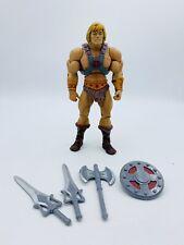 MOTUC, He-Man, figure, Masters of the Universe Classics Original, sword, shield