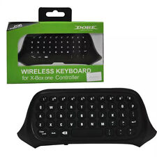 Wireless Chatpad Message Keyboard for Xbox One Controller with Headphone Jack