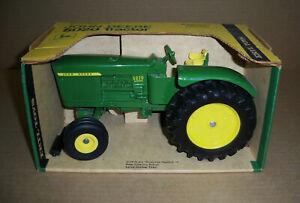 JOHN DEERE 5020 DIESEL TRACTOR  WF New In Box Old Farm Toy ERTL 1/16 Scale