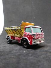 Matchbox Series No. 70 Grit Spreading Truck Made in England by Lesney