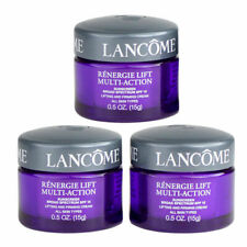 3 Lancome Renergie Lift Multi-Action Lifting and Firming Day Cream SPF 15 New
