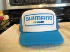 SHIMANO FISHING REELS RODS HAT CAP