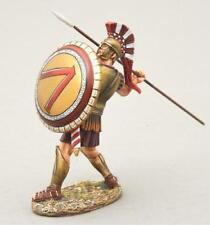 THOMAS GUNN ANCIENT GREEKS & PERSIANS SPA001 GREEK WARRIOR THROWING SPEAR MIB