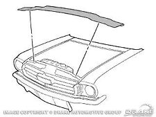'64- '70 Radiator Support To Hood Seal C4DZ-16A238-A