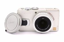 Panasonic LUMIX DMC-LX2 10.2 MP Digital Camera - Silver