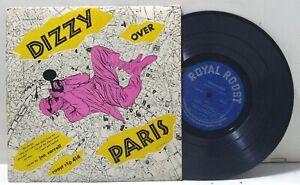 Dizzy Gillespie - Dizzy Over Paris vocals by Joe Carroll - ROOST RECORDS RLP 414