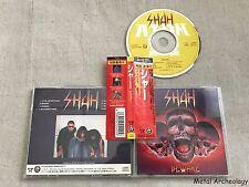 Shah - Beware JAPAN CD (TECP-25493) OBI
