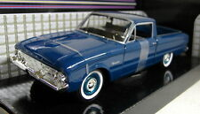 Motormax 1/24 Scale 73200AC 1960 Ford Ranchero Turquoise Diecast model car