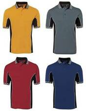 JBS Short Sleeve Polo, Rugby Casual Shirts for Men